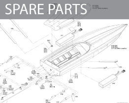 Boat Spare Parts