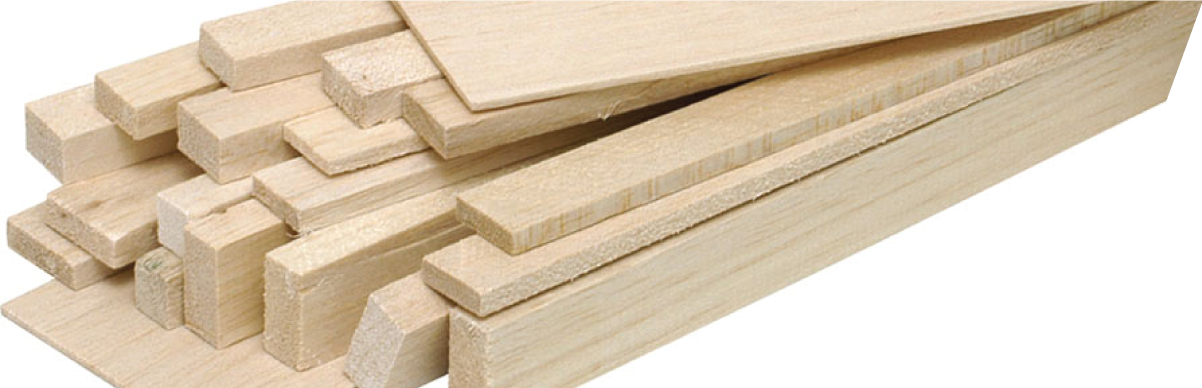 balsa products