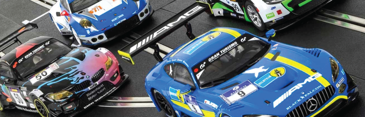 Slot Car Cars