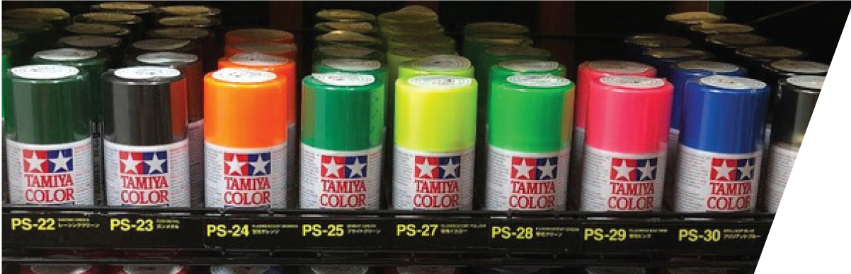 Tamiya PS Model Spray Paint