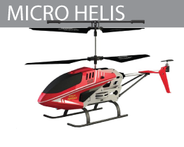 Micro Helicopters