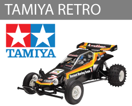 Tamiya Retro Kits