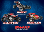Traxxas 1/10 Slash Manual