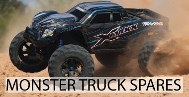 Traxxas Monster Truck Spares