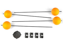 ESKY Lama 3 Training Set 4x24cm with Carbon Rods - ek1-0221