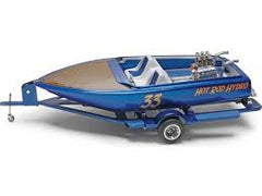 REVELL HOT ROD HYDRO BOAT 1:25 - 85-0392