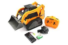 HOBBY ENGINES CONSTRUCTION TRACK LOADER with 2.4Ghz Radio, Nimh Battery and Charger - HE0815