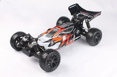 RIVERHOBBY SPIRIT 1:10 4WD Buggy with 2.4Ghz Radio, Battery and Charger - RH-1016