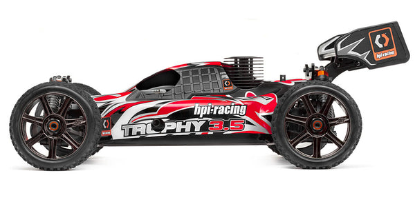 HPI TROPHY 3.5 BUGGY RTR with 2.4Ghz Radio System HPI-107012
