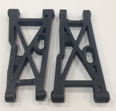 RIVERHOBBY Rr Lower Suspension Arm 2pcs suit EBD Buggy - RH-10458