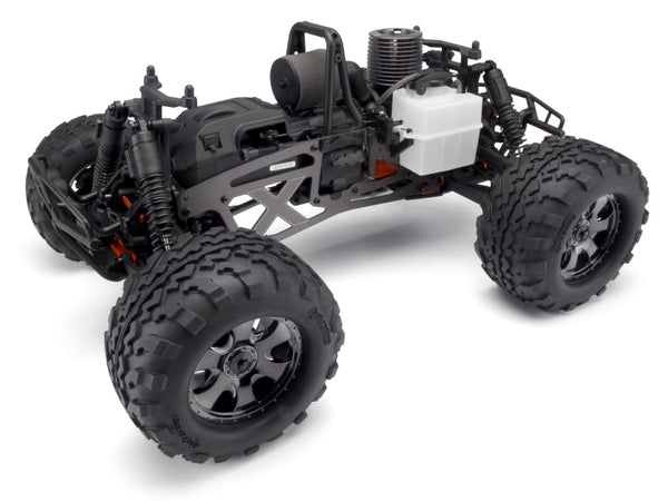 HPI RTR SAVAGE X 4.6 with 2.4Ghz Radio System and GT-3 TRUCK BODY HPI-109083