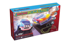 SCALEXTRIC Micro Law Enforcer Set - G1149