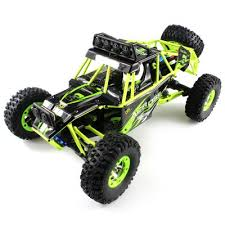 WL ACROSS 1:12 4WD Rock Climber with 2.4Ghz Radio System 1500mah Li-Ion Battery and Charger - WL12428