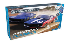 Scalextric ARC ONE American Classics Set - C1362