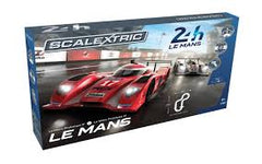 SCALEXTRIC Le Mans Sports Cars Race Set - C1368S