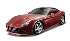 BURAGO FERRARI CALIFORNIA T CLOSED TOP - 16003