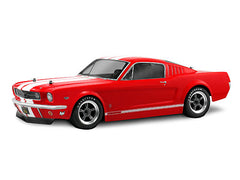 HPI 1966 Ford Mustang GT Body Clear 200mm HPI-17519