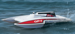 AQUACRAFT GP-1 Brushless 3S Mini Hydroplane with 2.4Ghz Radio System - AQUB1820