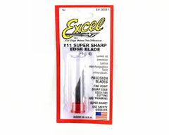 Excel Super Sharp Double Honed Blade 5pcs - EXL20011