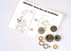 TRAXXAS SERVO GEARS FOR 2055 - 2053