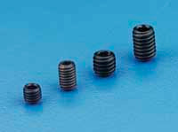 DUBRO 3MM X 3 SOCKET SET SCREWS (4 PCS PER PACK) - DBR2168