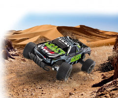 REVELL RC Truggy Beast with 2.4Ghz Radio Battery and USB Charger - 24646