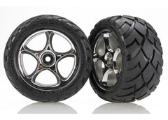TRAXXAS TYRES AND WHEELS ASSEMBLED - 2478R