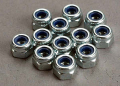 TRAXXAS LOCKING NUT-3MM NYLON - 2745