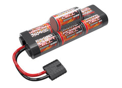 TRAXXAS BATTERY HUMP, 8.4V POWER CELL, 3000MAH - 2926X