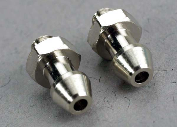 TRAXXAS FITTINGS-INLET FUEL/WATER - 3296