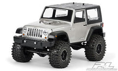 PROLINE 2009 Jeep Wrangler Rubicon Clear Body suit 1:10 Crawlers - PR3322-00