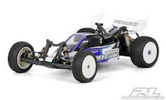 PL Bulldog Clear 1-10 Buggy Body Suit B4- PR3342-00