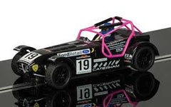 Scalextric Caterham Superlight Aaron Head - C3647