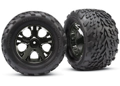TRAXXAS TYRES AND WHEELS STAMPEDE FRONT - 3669A