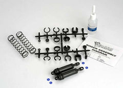 TRAXXAS ULTRA SHOCKS BLK-XX-LONG - 3762