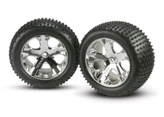 TRAXXAS ALIAS STEP PIN TYRES - 3770