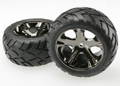 TRAXXAS TYRES & WHEELS ASSORTED - 3773A