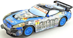 SCALEXTRIC Team GT Zombie Anime Car - C3959
