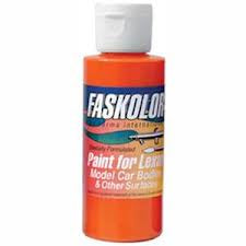 FasKolor Fasorange 2oz (60ml) - 40007