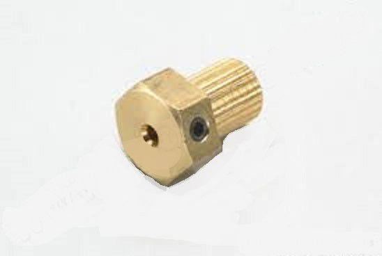 Coupling insert for ø2mm shaft (1pc) GF-4004-001