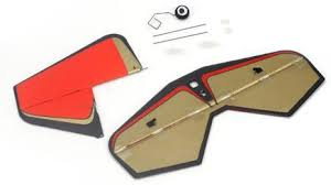 E-Flite Tail surface set: UMX Beast - EFLU4060