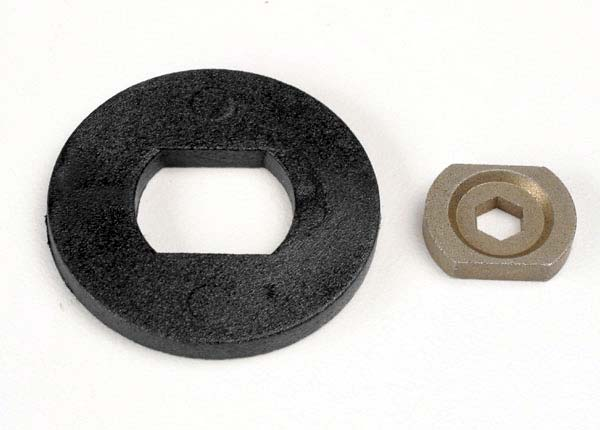 TRAXXAS BRAKE DISC/ADAPTER - 4185