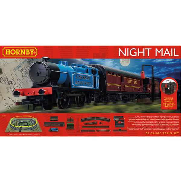 HORNBY NIGHT MAIL - R1237