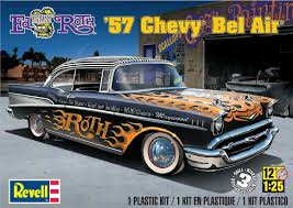 REVELL 1957 CHEVY BEL AIR 1:25 - 85-4306