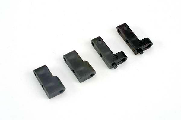 TRAXXAS SERVO MOUNTS THROTTLE 2 - 4337
