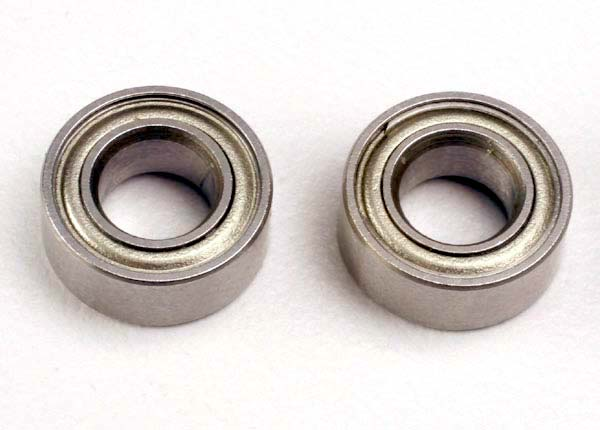 TRAXXAS BALL BEARINGS 5X10X4 - 4609