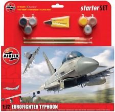 AIRFIX EUROFIGHTER TYPHOON GIFT SET 1:72 - 50098