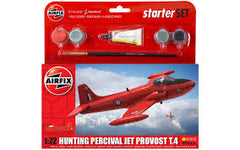 AIRFIX Hunting Percival Jet Provost T.4 Starter Set 1:72 - 55116