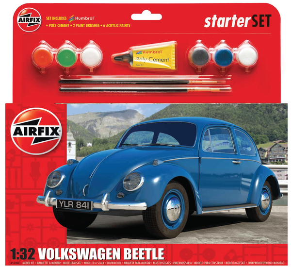 AIRFIX VW BEETLE 1:32 Starter Set - 55207