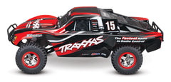 TRAXXAS SLASH 2WD SHORT COURSE TRUCK Red 58034-1RED